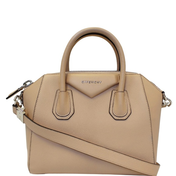 Givenchy Handbags - GIVENCHY ANTIGONA SMALL GOATSKIN LEATHER